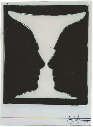 Lithographie Johns - Cup two Picasso