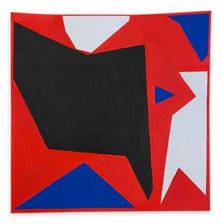 Aucune Technique Pedersen - Cut-Up Paper 2004