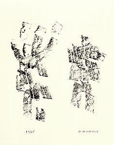 Livre Illustré Michaux - Décisive pliure du ciel
