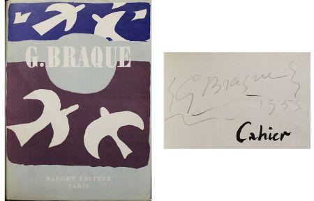 Aucune Technique Braque - Dédicace / dessin pour Cahier de Georges Braque 1917-1947