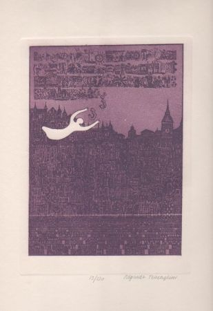 Livre Illustré Travaglini - Da Piccadilly a Westminster