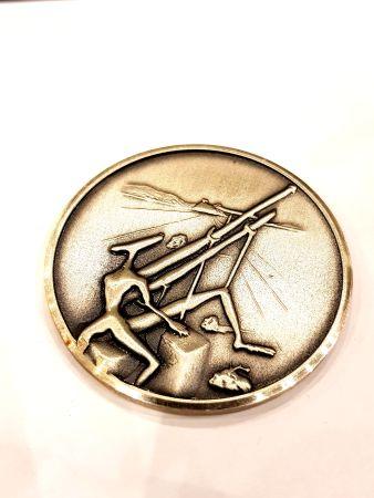 Lithographie Dali - Dali le Martian