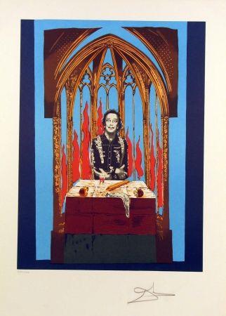 Lithographie Dali - Dali's Inferno