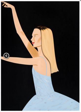 Sérigraphie Katz - Dancer 2