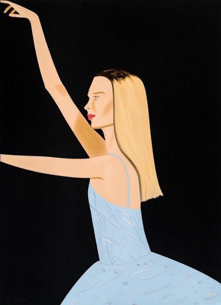 Sérigraphie Katz - Dancer II