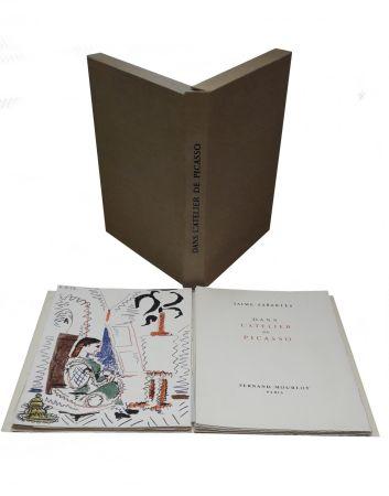 Livre Illustré Picasso - Dans l'atelier de Picasso