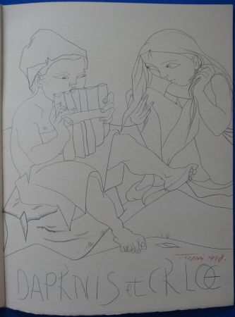 Aucune Technique Trémois - Daphnis et Chloé