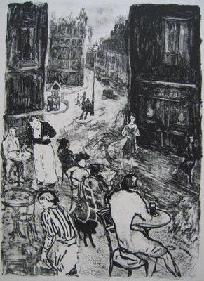 Livre Illustré Boussingault - D'après Paris