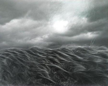 Lithographie Kunita - Dark Cloud