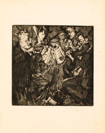 Eau-Forte Oppenheimer - Das Rosè-Quartett