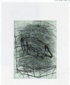 Pointe-Sèche Baselitz - Das Schwein