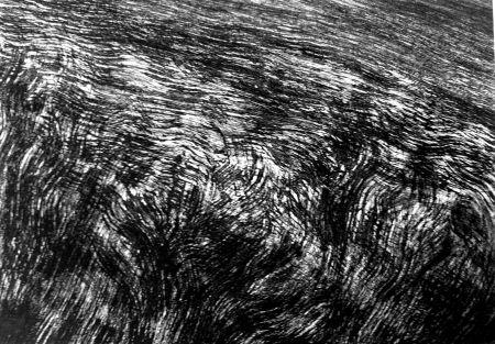 Gravure Henry - De bruits d'un vent à jamais