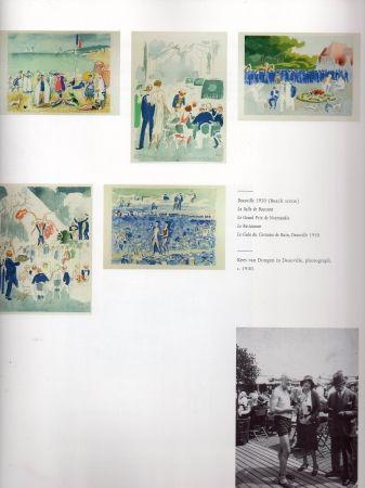 Livre Illustré Van Dongen - Deauville part 2