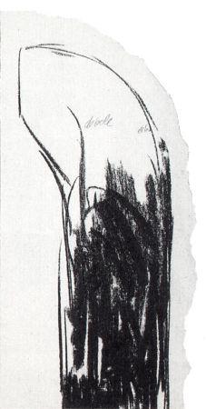 Sérigraphie Pistoletto - Debole
