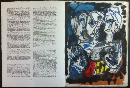 Livre Illustré Minguzzi - Decameron