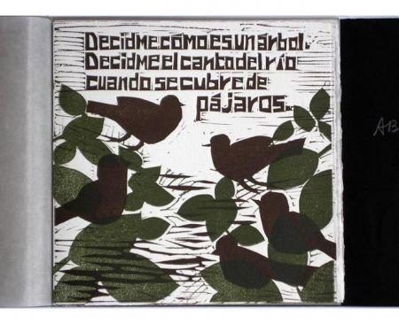 Livre Illustré Brancaforte - Decidme cómo es un árbol