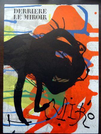 Livre Illustré Miró - DERRIÈRE LE MIROIR N°203 ''SOBRETEIXIMS ET SACS''