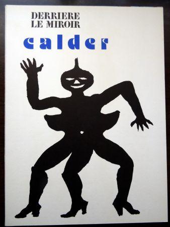 Livre Illustré Calder - DERRIÈRE LE MIROIR N°212 ''CRAGS ET CRITTERS''