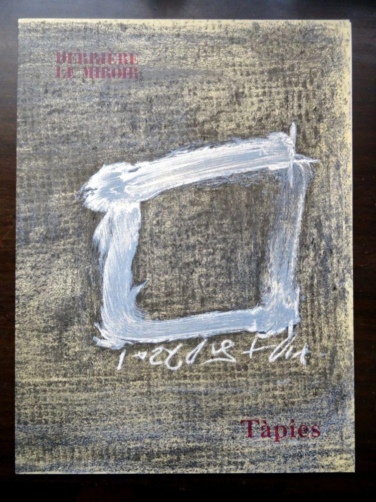 Livre Illustré Tàpies - DERRIÈRE LE MIROIR N°234