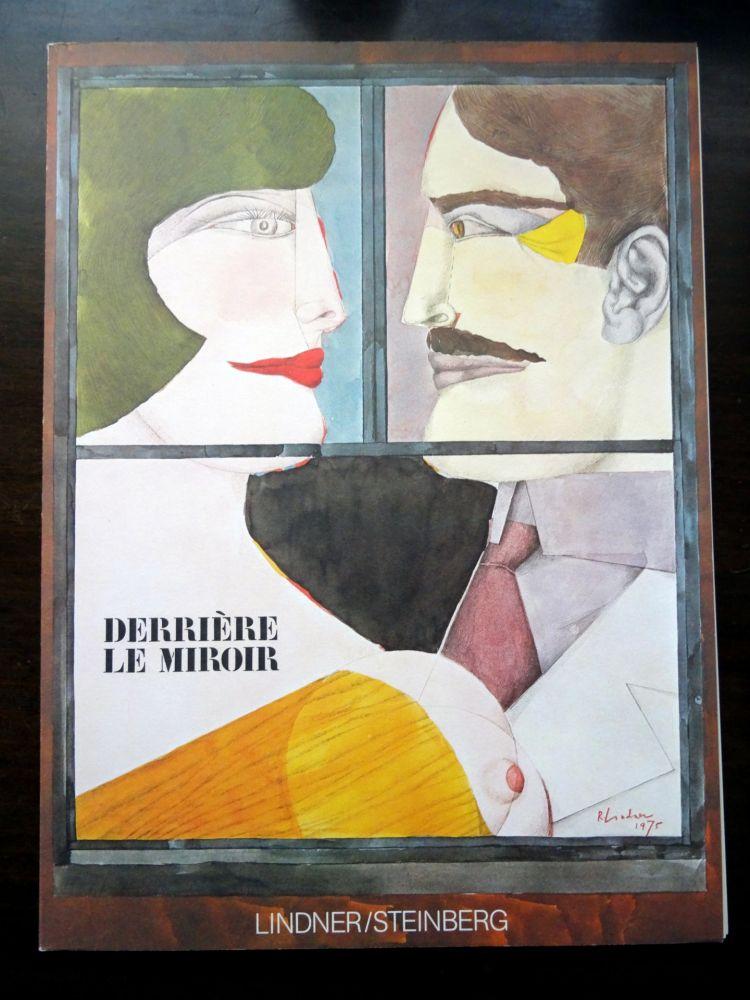 Livre Illustré Steinberg - DERRIÈRE LE MIROIR N°241 ''LINDNER - STEINBERG'