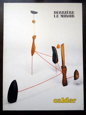 Livre Illustré Calder - DERRIÈRE LE MIROIR N°248