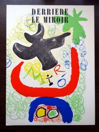 Livre Illustré Miró - DERRIÈRE LE MIROIR N°29 - 30