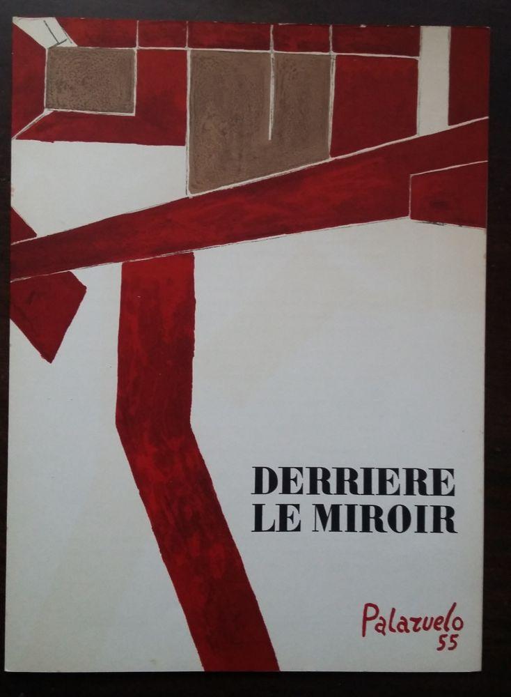 Livre Illustré Palazuelo - DERRIÈRE LE MIROIR N°73