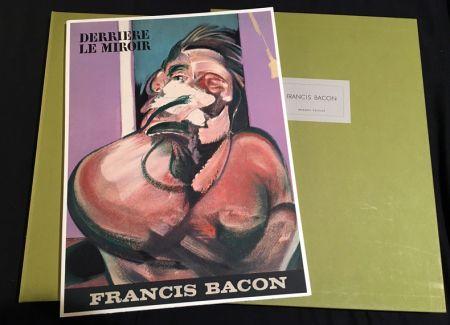 Livre Illustré Bacon - DERRIÈRE LE MIROIR N° 162 (1966). TIRAGE DE LUXE SUR RIVES.