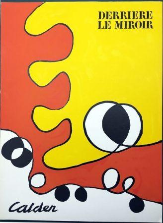 Livre Illustré Calder - DERRIÈRE LE MIROIR N° 173. 6 LITHOGRAPHIES ORIGINALES EN COULEURS (1968).