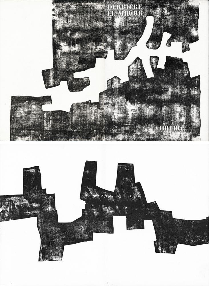 Livre Illustré Chillida - DERRIÈRE LE MIROIR N° 174. CHILLIDA. Novembre 1968.