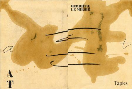 Livre Illustré Tàpies - DERRIÈRE LE MIROIR N° 253. TAPIES. Juin 1982.