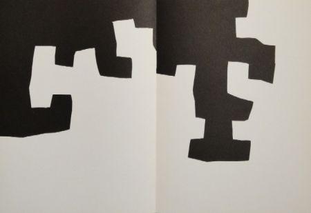 Lithographie Chillida - DERRIÈRE LE MIROIR, No 204. Chillida.