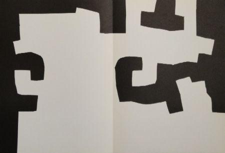 Livre Illustré Chillida - DERRIÈRE LE MIROIR, No 204. Chillida.