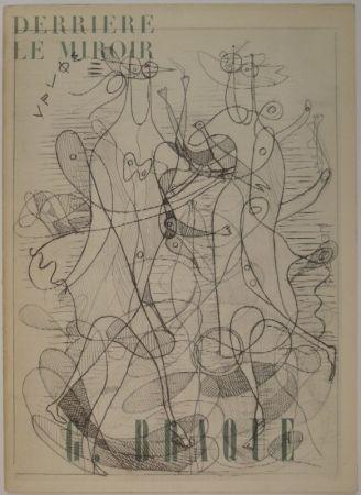 Livre Illustré Braque - DERRIÈRE LE MIROIR, Nos 71-72