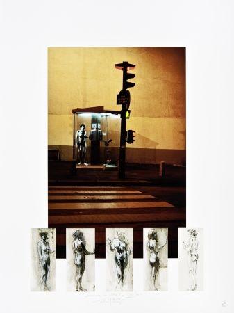 Estampe Numérique Pignon-Ernest - Derrière la vitre 8