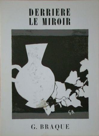 Livre Illustré Braque - Derrière Le Miroir
