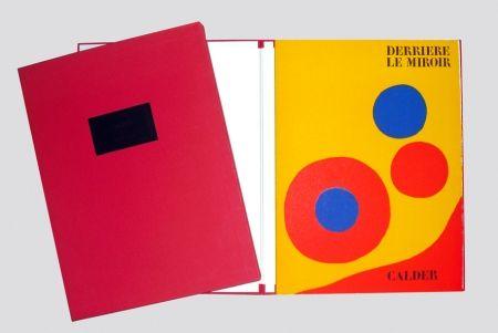 Livre Illustré Calder - Derrière le miroir 201