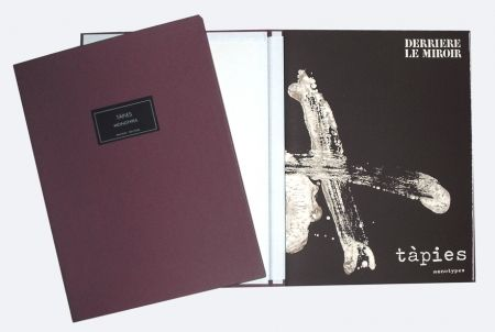 Livre Illustré Tàpies - Derrière le miroir 210