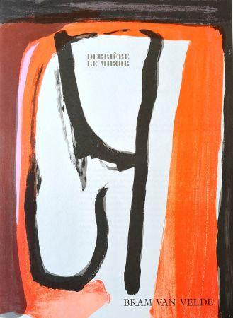 Livre Illustré Van Velde - Derrière le Miroir n.240