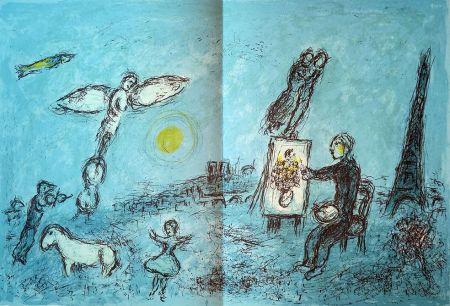 Livre Illustré Chagall - Derrière le Miroir n.°246 mai 1981