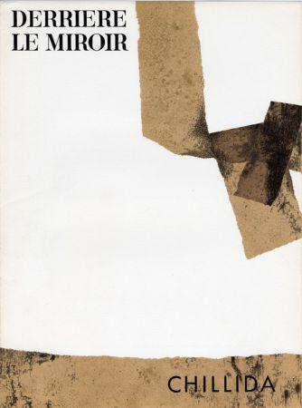 Livre Illustré Chillida - Derrière le Miroir n° 124. CHILLIDA. 1961