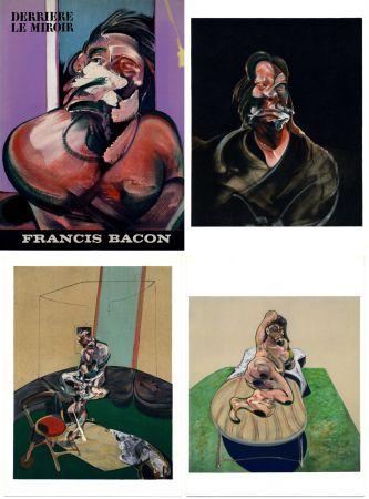Lithographie Bacon - Derrière le Miroir N° 162 Novembre 1966
