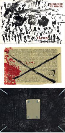 Livre Illustré Tàpies - Derrière le Miroir n° 175 . TÀPIES: