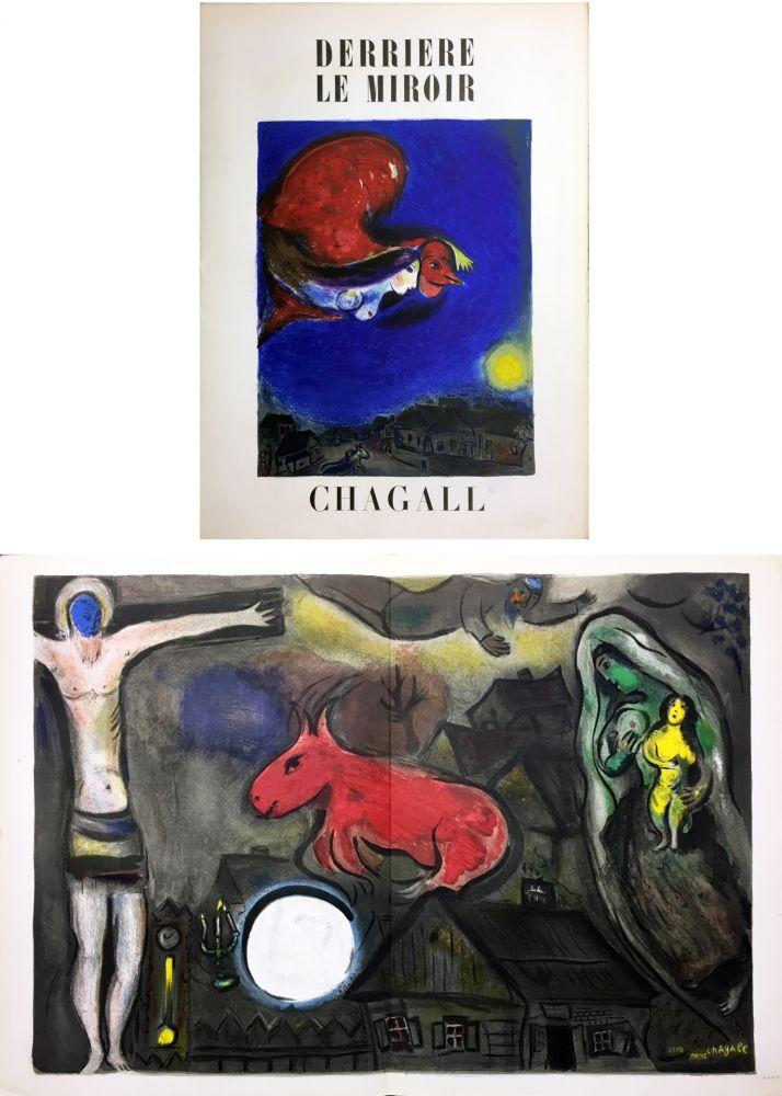 Livre Illustré Chagall - Derrière Le Miroir n° 27-28. CHAGALL. Mars-Avril 1950