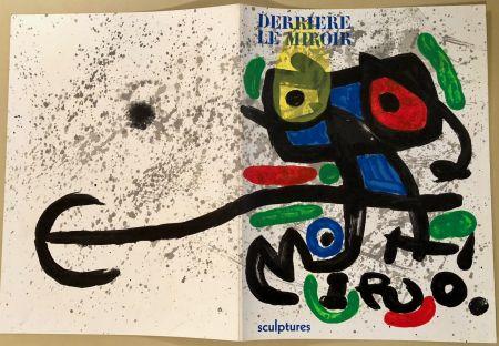 Livre Illustré Miró - Derrière le Miroir  n° 86 Juin 1970- Maeght Editeur