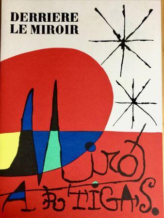 Livre Illustré Miró - Derrière Le Miroir  N° 87-88-89 - Maeght Editeur