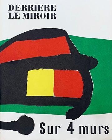 Livre Illustré Miró - Derrière le Miroir, No 107-108-109 : Sur 4 Murs