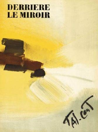 Livre Illustré Tal Coat - Derriere Le Miroir N°114