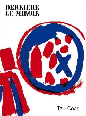Livre Illustré Tal Coat - Derriere Le Miroir N°131