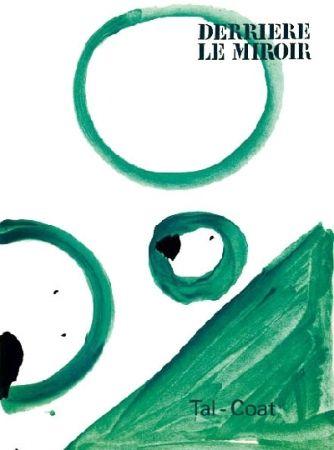 Livre Illustré Tal Coat - Derriere Le Miroir N°153